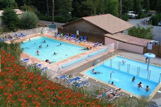 Beheitzes Pool - Camping Les Bords du Tarn - Gorges du Tarn