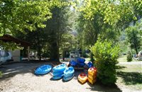 Canoe rental at campsite - Camping Bords du Tarn - Gorges du Tarn