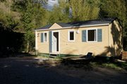 Rental accommodation Bungalow tents - Camping Les Bords du Tarn - Gorges du Tarn