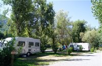 Pitches at riverside - Camping Bords du Tarn - Gorges du Tarn