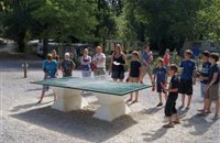 Activity Tennis table- Camping Bords du Tarn - Gorges du Tarn